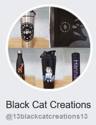 Black Cat Creations  @13blackcatcreations13